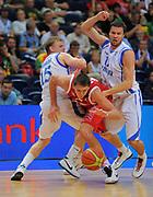 DESCRIZIONE : Vilnius Lithuania Lituania Eurobasket Men 2011 Second Round Finlandia Russia Finland Russia<br /> GIOCATORE : Victor Khryapa <br /> SQUADRA : Russia <br /> EVENTO : Eurobasket Men 2011<br /> GARA : Finlandia Russia Finland Russia<br /> DATA : 08/09/2011 <br /> CATEGORIA : palleggio<br /> SPORT : Pallacanestro <br /> AUTORE : Agenzia Ciamillo-Castoria/T.Wiendesohler<br /> Galleria : Eurobasket Men 2011 <br /> Fotonotizia : Vilnius Lithuania Lituania Eurobasket Men 2011 Second Round Finlandia Russia Finland Russia<br /> Predefinita :