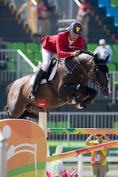 Ahlmann Christian, GER, Taloubet Z<br /> Olympic Games Rio 2016<br /> © Hippo Foto - Dirk Caremans<br /> 14/08/16