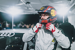 01.02.2020, Flugplatz, Zell am See, AUT, GP Ice Race, im Bild Marcel Hirscher im Audi S1 EKS WRX quattro // Marcel Hirscher drives a Audi S1 EKS WRX quattro  during the GP Ice Race at the Airfield, Zell am See, Austria on 2020/02/01. EXPA Pictures © 2020, PhotoCredit: EXPA/ JFK