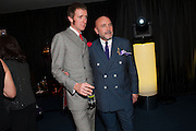 BRADLEY WIGGINS; MARK POWELL, 2012 GQ Men of the Year Awards,  Royal Opera House. Covent Garden, London.  3 September 2012