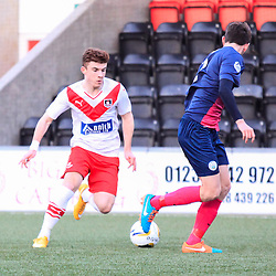 Airdrieonians v Morton | Scottish League One | 15 November 2014