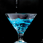 Who wants a Martini? High speed flash capture in complete darkness. Please select Shopping Cart Below to Purchase prints and gallery-wrapped canvases, magnets, t-shirts and other accessories