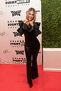 Pia Toscano attends the Celebrity Fight Night event on March 23, 2019 in Scottsdale, AZ.