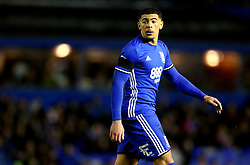 Che Adams of Birmingham City - Mandatory by-line: Robbie Stephenson/JMP - 03/03/2017 - FOOTBALL - St Andrew's Stadium - Birmingham, England - Birmingham City v Leeds United - Sky Bet Championship