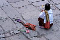 Asie du Sud Est, Cambodge, Province de Siem Reap, Angkor, complexe des temples de Angkor, Patrimoine Mondial UNESCO en 1992, temple de Bayon, XIII siecle // Southeast Asia, Cambodia, Siem Reap Province, Angkor, Unesco World heritage since 1992, Bayon temple, XIII th century,