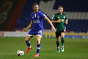 Paul Green of Oldham Athletic during the EFL Sky Bet League 1 match between Oldham Athletic and Scunthorpe United at Boundary Park, Oldham, England on 18 October 2016. Photo by Simon Brady.