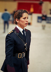 HRH Princess Haya, JOR<br /> CSI-W Bordeaux 1996<br /> © Dirk Caremans<br /> 06/01/17