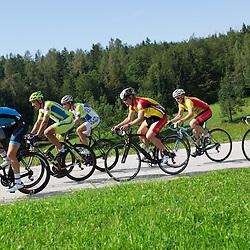 20140802: SLO, Cycling - 8. Kolesarski vzpon na Krvavec