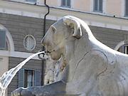 Italy, Rome, Piazza del Popolo