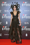 03.03.2018; Monte Carlo, Monaco: MARIA GRAZIA CUCINOTTA<br /> attends the 15th Monaco Comedy Film Festival.<br /> Mandatory Photo Credit: &copy;NEWSPIX INTERNATIONAL<br /> <br /> IMMEDIATE CONFIRMATION OF USAGE REQUIRED:<br /> Newspix International, 31 Chinnery Hill, Bishop's Stortford, ENGLAND CM23 3PS<br /> Tel:+441279 324672  ; Fax: +441279656877<br /> Mobile:  07775681153<br /> e-mail: info@newspixinternational.co.uk<br /> Usage Implies Acceptance of Our Terms &amp; Conditions<br /> Please refer to usage terms. All Fees Payable To Newspix International