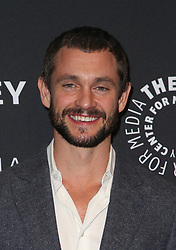 BEVERLY HILLS, CA - DECEMBER 21: Hugh Dancy at the Paley Center for Media Presents The Path Season 3 Premiere at The Paley Center For Media in Beverly Hills, California on December 21, 2017. 21 Dec 2017 Pictured: Hugh Dancy. Photo credit: MPIFS/Capital Pictures / MEGA TheMegaAgency.com +1 888 505 6342