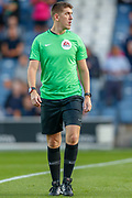 Fourth Official Matt Foley before the EFL Sky Bet Championship match between Queens Park Rangers and Swansea City at the Kiyan Prince Foundation Stadium, London, England on 21 August 2019.