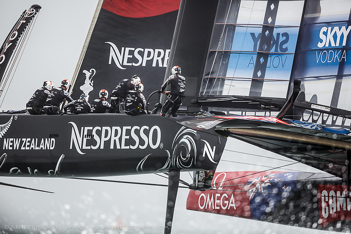 15/08/2013 - San Francisco (USA CA) - 34th America's Cup -