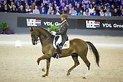 Patrick van der Meer - Zippo<br /> Indoor Brabant 2016<br /> © DigiShots