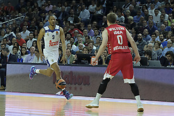 March 10, 2017 - Madrid, Madrid, Spain - Anthony Randolph  of Real Madrid in action during the 2016/2017 Turkish Airlines EuroLeague Regular Season Round 25 game between Real Madrid v Crvena Zvezda mts Belgrade at Wizink Center on March 10, 2017 in Madrid, Spain. Photo: Oscar Gonzalez/NurPhoto  (Credit Image: © Oscar Gonzalez/NurPhoto via ZUMA Press)