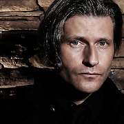 "Actor, Director and writer Crispin Glover portrait to promote his new movie ""It Is Fine!  EVERYTHING IS FINE"" at the Marriott Hotel  during the Sundance Film Festival Saturday January 20, 2007 in Park City, Utah.  August Miller/ Deseret Morning News"