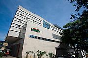 Belo Horizonte_MG, Brasil...Fachada do Hospital Unimed em Belo Horizonte, Minas Gerais...Unimed hospital in Belo Horizonte, Minas Gerais...Foto: JOAO MARCOS ROSA / NITRO.