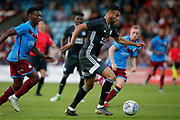 Rachid Ghezzal of Leicester City during the Pre-Season Friendly match between Scunthorpe United and Leicester City at Glanford Park, Scunthorpe, England on 16 July 2019.