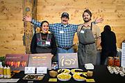 Showcase: MH8 and MH5 breeding lines<br /> Breeder: Jim Myers, Oregon State University<br /> Hot Sauce Goddess: Nikki Guerrero, Hot Mama Salsa Chef: Sean Sigmon, Folklore