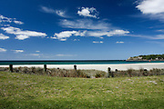 New Zealand, North Island, Near Tauranga, the beach at Bay of Plenty
