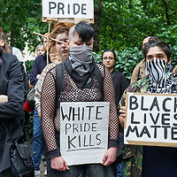 Solidarity with Charlottesville Anti Fascists! Never Again! in London