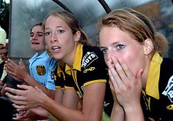 20-05-2007 HOCKEY: FINALE PLAY OFF: DEN BOSCH - AMSTERDAM: DEN BOSCH <br /> Den Bosch voor de tiende keer op rij kampioen van de Rabo Hoofdklasse Dames. In de beslissende finale versloegen zij Amsterdam met 2-0 / Lynn van Beek<br /> ©2007-WWW.FOTOHOOGENDOORN.NL