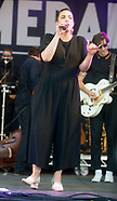 Caro Emerald at the Cornbury Festival 2018