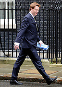 © Licensed to London News Pictures. 01/05/2012. London, UK . Chief secretary to the treasury. Danny Alexander. Cabinet ministers in Downing Street for the Cabinet Meeting on 1st May 2012. Photo credit : Stephen Simpson/LNP