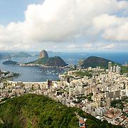 Baie de Rio.Vue sur le Pain de sucre.