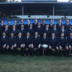 Uruguay Team Photo