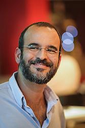 O filósofo, professor Dr. Daniel De Luca. Foto: Jefferson Bernardes/ Agência Preview
