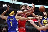 Chicago Bulls v Golden State Warriors - 17 January 2018