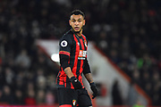Joshua King (17) of AFC Bournemouth during the Premier League match between Bournemouth and Chelsea at the Vitality Stadium, Bournemouth, England on 30 January 2019.