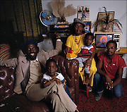 Carl Bradshaw and Family