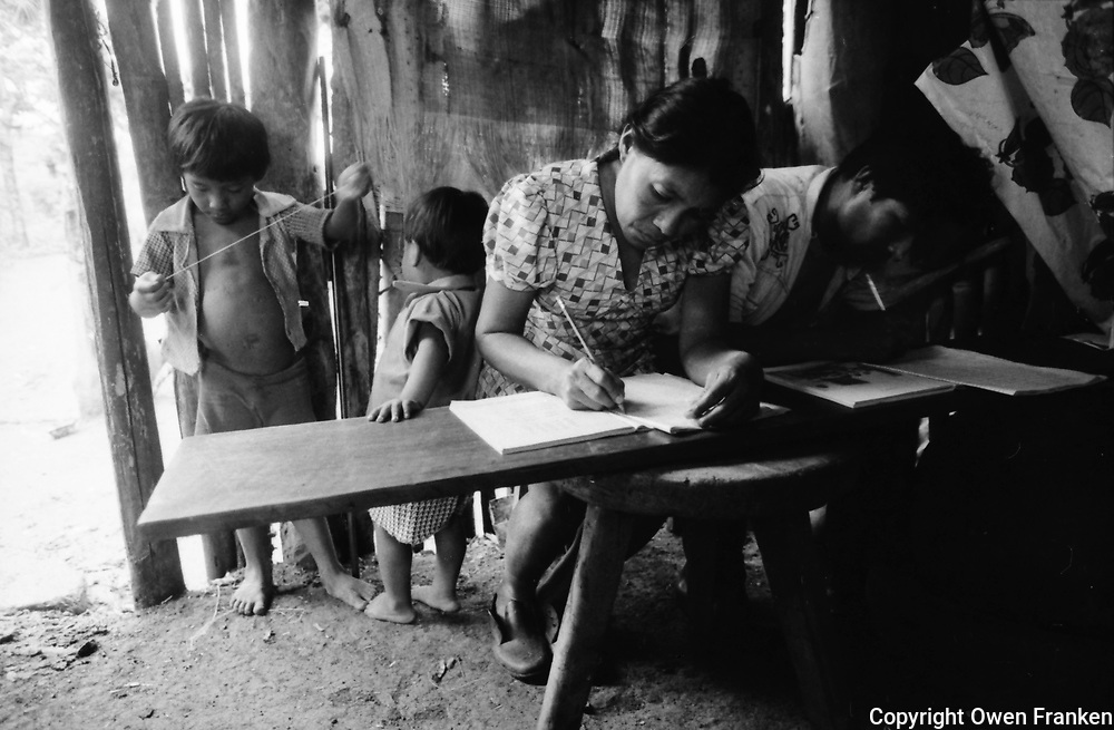 Nicaragua, literacy campaign