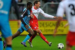 22-01-2012 VOETBAL: FC UTRECHT - PSV: UTRECHT<br /> Utrecht speelt gelijk tegen PSV 1-1 / (L-R) Jetro Willems, Alexander Gerndt<br /> ©2012-FotoHoogendoorn.nl