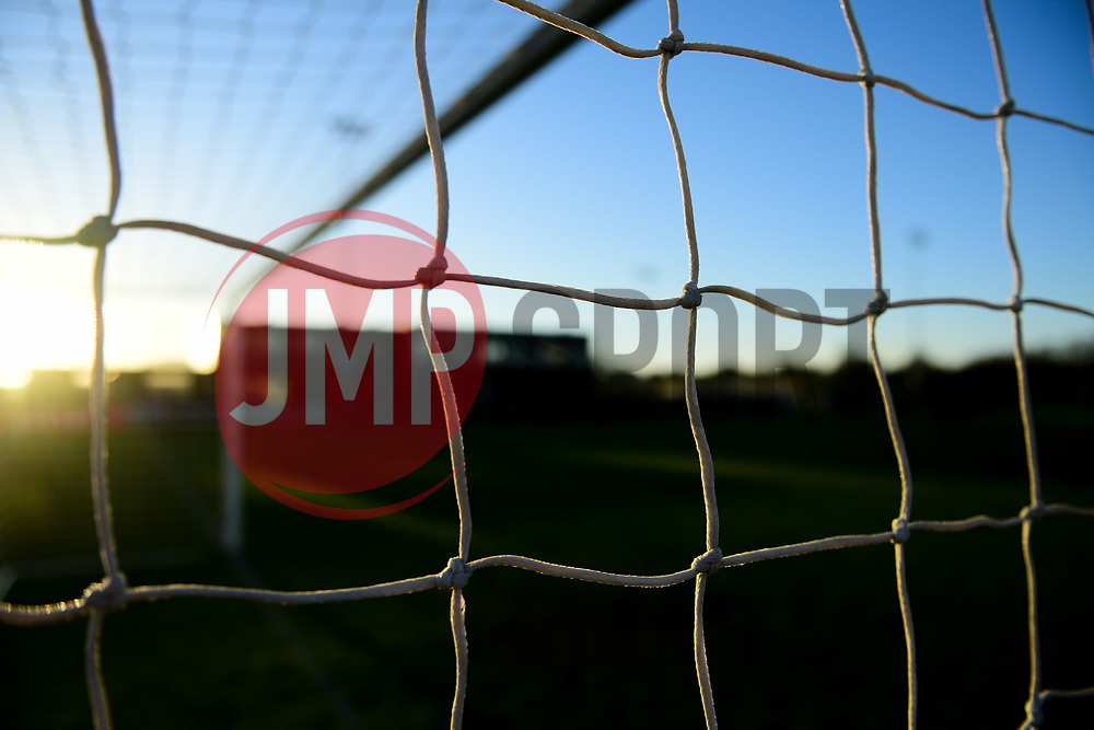 A general view of   - Mandatory by-line: Ryan Hiscott/JMP - 19/01/2020 - FOOTBALL - Stoke Gifford Stadium - Bristol, England - Bristol City Women v Liverpool Women - Barclays FA Women's Super League