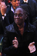 Brooklyn, NY-June 3: New York City First Lady Chirlane McCray attends the opening of Celebrate Brooklyn! held at Prospect Park's Bandshell on June 3, 2015 in Brooklyn, New York City.  Photo Credit: Terrence Jennings/terrencejennings.com