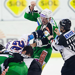 20120210: SLO, Ice Hockey - EBEL League 2011-2012, 52th Round