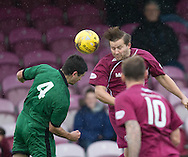 - Arbroath v Stirling University FC, William Hill Scottish Cup Second Round at Gayfield, Arbroath. Photo: David Young<br /> <br />  - &copy; David Young - www.davidyoungphoto.co.uk - email: davidyoungphoto@gmail.com