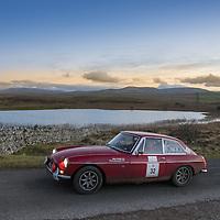 Car 32 Tim Lawrence / Alan Pettit - MG BGT
