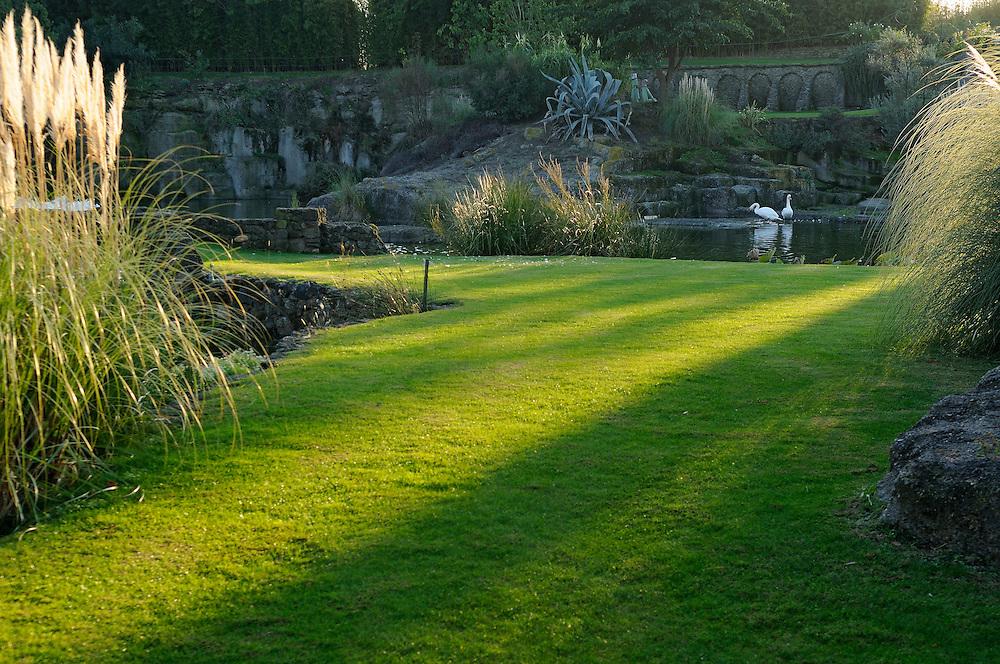 France, Languedoc Roussillon, Hérault, Servian, jardin Saint-Adrien