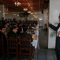 Toluca, Méx.- Centro de rehabilitacion para toxicomanos dirigido por el Padre Alfonso Carmona. Agencia MVT / Mario Vazquez de la Torre. (DIGITAL)<br /> <br /> NO ARCHIVAR - NO ARCHIVE
