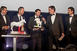 Horse of the Year,  H&M Harley van den Bisschop, Tom De Craene, Michel Haelterman, Ben Bevers, Nicola Philippaerts, Stefaan Lammens<br /> Equigala - Dockx Dome - Brussel 2019<br /> © Hippo Foto - Dirk Caremans<br /> 22/01/2019