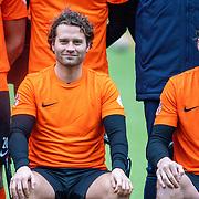 NLD/Zeist/20191123 - Voetbal selectiedag Nederlandse artiesten, Sacha Visser en Bryan Ruyg