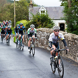 Tour of Britain Cycle Race | Stage 1 - Scottish Borders | 11 September 2011