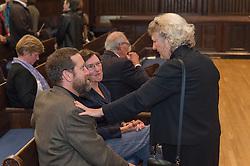 A Service of Remembrance Pierre Capretz, Battell Chapel Yale University. 11 October 2014