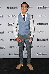 Marcus Scribner bei der 2016 Entertainment Weekly Pre Emmy Party in Los Angeles / 160916<br /> <br /> ***2016 Entertainment Weekly Pre-Emmy Party in Los Angeles, California on September 16, 2016***