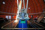 Merate, il ricercatore Piergiorgio Casella, Osservatorio Astronimico di Brera