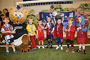 Paris Saint-Germain were the winners in the 6-7 age group at Dundee FC in the Community kids Champions League finals at Manhattan Works<br /> <br />  - &copy; David Young - www.davidyoungphoto.co.uk - email: davidyoungphoto@gmail.com